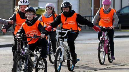 Children need safe streets to ride their bicycles