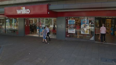 The Wilko store in Ipswich is offering PPE recycling