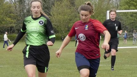 Fulbourn Institute Bluebirds vs Leverington Ladies