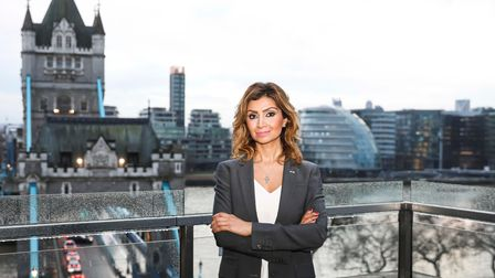 Farah London,  Independent candidate in the mayoral race 2021