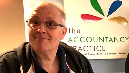 Ken Frankland at The Accountancy Practice in Royston.