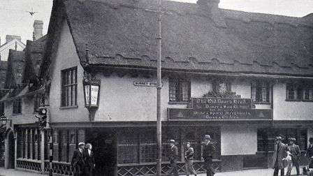 The Boar's Head before the Second World War. Source: Local Recall/localrecall.co.uk