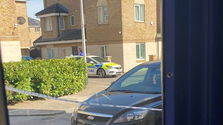 An 18-year-old boy has been stabbed in Quarles Park Road, Chadwell Heath.