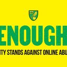 Norwich City will be joining in a social media blackout over the weekend