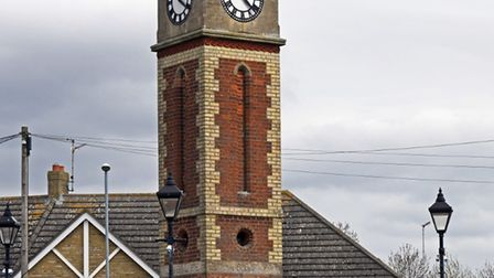 The Warboys Clock Tower.