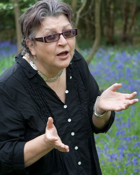 Janet Dowling, Sidmouth-based storyteller