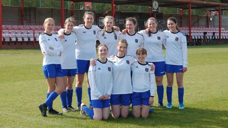 Saffron Walden PSG U16 girls