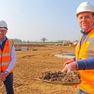 New affordable homes taking shape in Martham