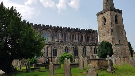 St Mary's Church, Astbury has a long and rich history