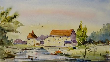 PASSINGFORD MILL Without doubt my all time favourite subject that I have known man and boy