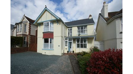 The property is in the sought-after lower Preston area of Paignton