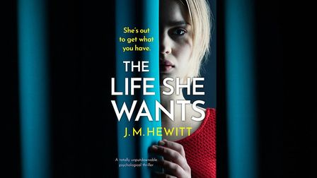 The Life She Wants is the latest book from J.M. Hewitt coming out on July 8