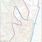 The area covered by the Bideford PSPO
