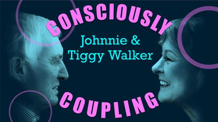 Download Johnnie and Tiggy Walker's new couples inspired podcast