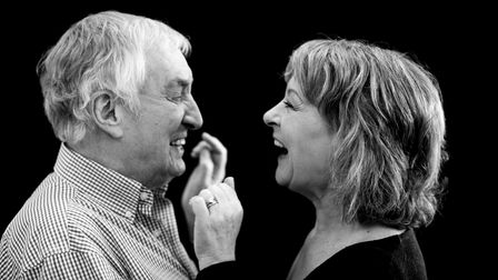Johnnie and Tiggy Walker present a new couples inspired podcast from their Shaftesbury home