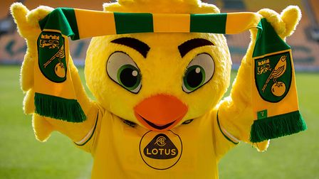 A new look Captain Canary has been unveiled for the new season.