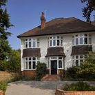 Double fronted 1930 detached property in Highgate.