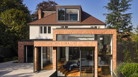 Contemporary extension on Highgate family home by Kentish Town's Mulroy Architects