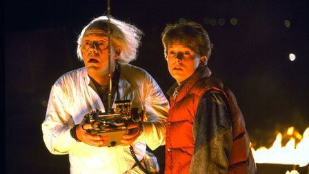 Back to the Future will be screened as part of the pop up cinemas