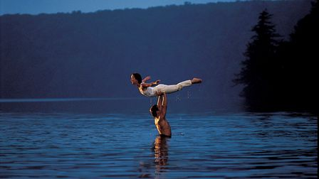 Classics like Dirty Dancing are on the programme for outdoor screenings