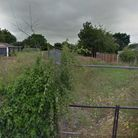 The plot of land which on Stafford Avenue in Costessey, which could be turned into a children's care facility.