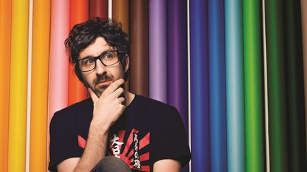 Mark Watson is due to appear at this year's Cambridge Comedy Festival.