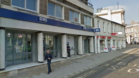 The Royal Bank of Scotland in 2017