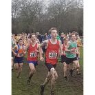 Daniel Maydew has been racing for Wells City Harriers since year eight.