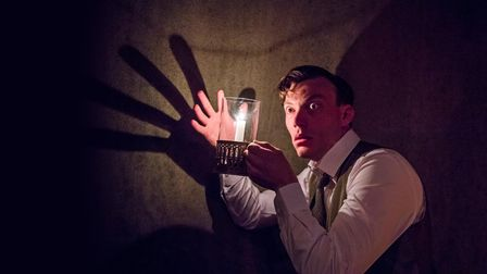 The Woman in Black by Susan Hill can be seen on stage at Cambridge Arts Theatre from Thursday, June 17 to Saturday, June 26.
