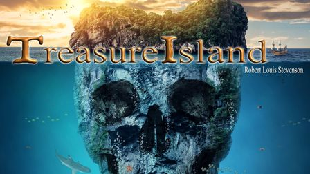 Treasure Island which is being staged at St Mary on the Quay in Ipswich in June