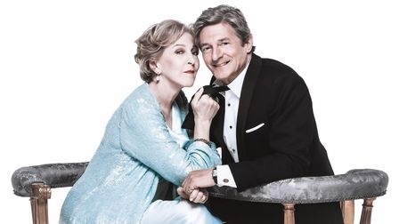 Patricia Hodge and Nigel Havers will star in Private Lives by Noël Coward at Cambridge Arts Theatre.
