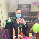 Staff at Iceni House double up as bar staff when the Pickering Arms opens at 3pm for residents.