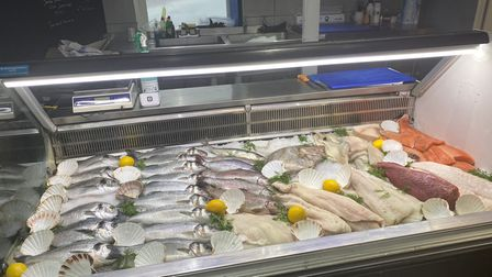 Sustainable seafood from the Hook Fisheries