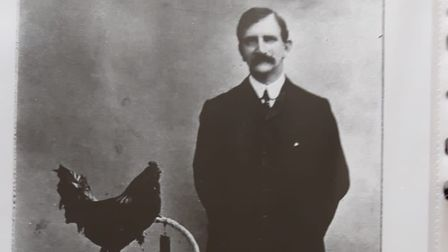 Warboys Cockrell that helped to raise £11,000