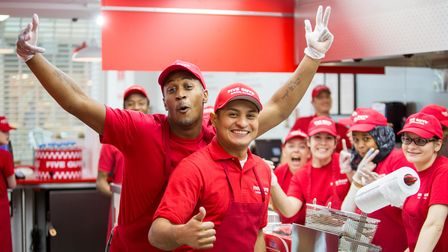 Five Guys will be opening in Stevenage in May 2021