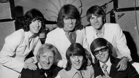 'Harmony Grass', the British pop group that changed it's name from 'Tony Rivers and the Castaways',