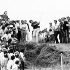 Severiano Ballesteros of Spain during the 1976 Open Championship