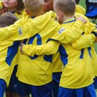 One of the many St Albans City Youth teams