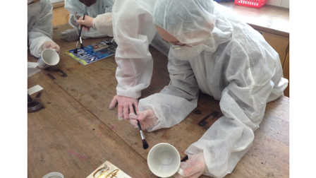 Forensic classes hosted by Kinetic Science Foundation