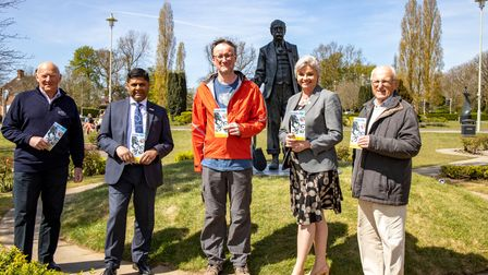 A new activity map was launched to identify the main cycleways, bridle paths and footpaths around Welwyn Garden City