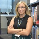 NewVIchonours programme manager and history lecturer Carina Ancell.