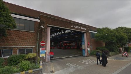 The Alperton Bus Depot site is to be redeveloped into a 28 storey-tower locals don't want