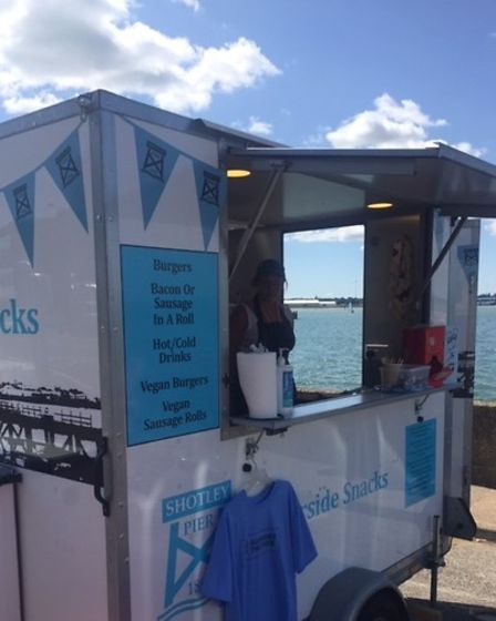 Pierside Snacks is also set to return on May 29 at Shotley Pier.