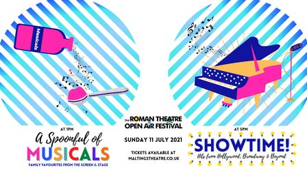 Cobbles & Rhyme present A Spoonful of Musicals and Showtime! Hits from Hollywood, Broadway & Beyond