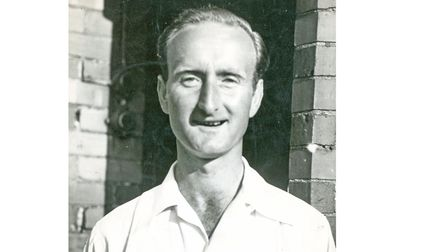 Stan Cray in the 1950s, as I remember him