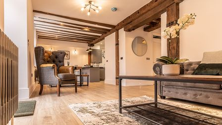 Hi-spec apartment in Ottery St Mary