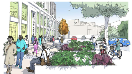 What the new West Indian Cultural Centre development could look like