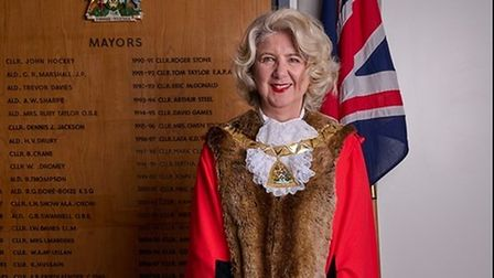 Cllr Lia Colacicco is Brent's new mayor