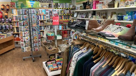 St Albans charity shops tell us how to help them.