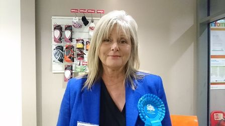 Anne Main, former Tory MPfor St Albans. Picture: Anne Suslak